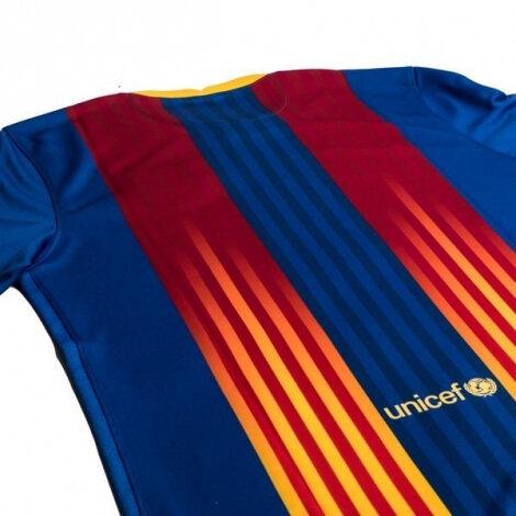 Барселона футболка игровая четвертая 2020-2021 SENYERA